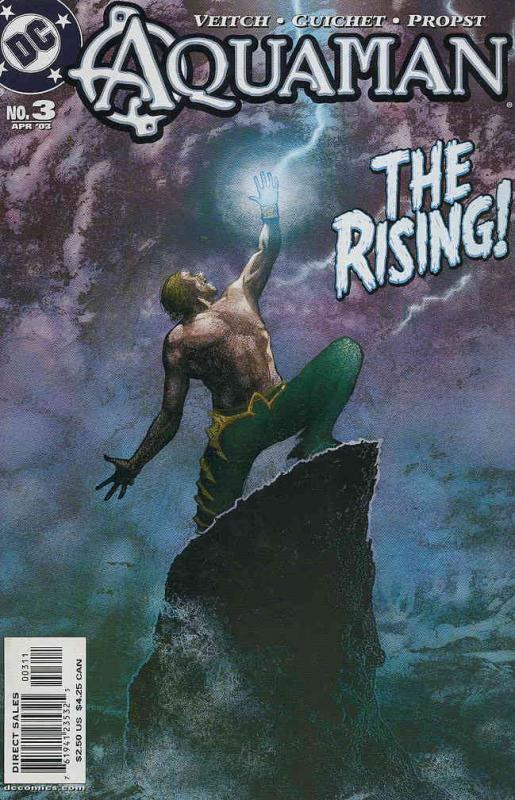 Aquaman (6th Series) #3 VF/NM DC - save on shipping - details inside