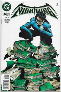 Nightwing   vol. 2   # 24 FN