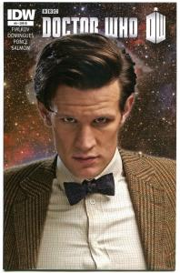DOCTOR WHO #8, VF, Retailer Variant, Photo cv, 2012, IDW, more DW in store