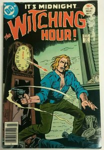 WITCHING HOUR#68 FN/VF 1977 DC BRONZE AGE COMICS