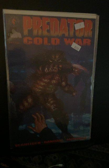 Predator: Guerra Fría (ES) #4 (1994)