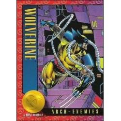 1993 Skybox X-MEN Series 2 WOLVERINE 49 Ex