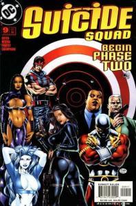 Suicide Squad (2001 series) #9, NM + (Stock photo)