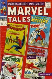 Marvel Tales (2nd Series) #7 FN; Marvel | save on shipping - details inside