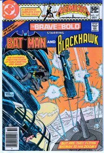 Brave and The Bold(vol. 1) #  167 Batman and Blackhawks