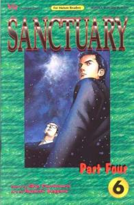 Sanctuary: Part 4 #6, VF+ (Stock photo)