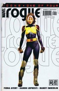 Rogue #1 ORIGINAL Vintage 2001 Marvel Comics GGA X Men