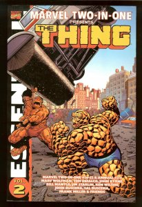 Essential Two-In-One 2   TPB   Thanos