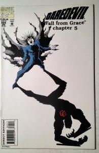 Daredevil #324 (1994) Marvel Comic Book J757