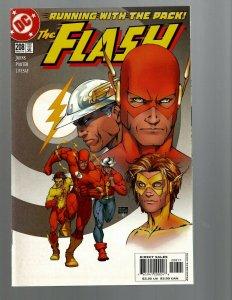 12 DC Comics The Flash #208 209 213 214 215 217 218 219 220 221 222 223 J439