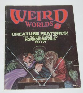 Weird Worlds Magazine No 2 1979 FN
