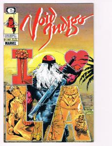 Void Indigo # 1 Epic/Marvel Comic Books I Love L.A. First Awesome Issue!!!!! S50
