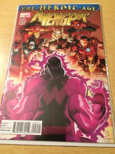 Avengers #2 The Heroic Age