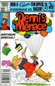 Dennis the Menace (1981 series) #3, VF- (Stock photo)