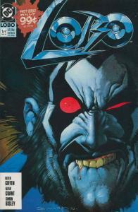 Lobo (Mini-Series) #1 VF/NM; DC | save on shipping - details inside