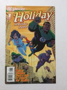 DC Universe Hoilday Special 2010 1 NM Near Mint