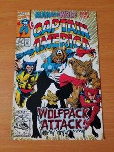 Captain America #406 ~ NEAR MINT NM ~ (1992, Marvel Comics)