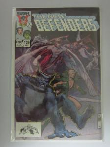 Defenders (1983 1st Series) #125, 8.0/VF