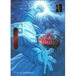 1994 Marvel Masterpieces Series 3 - JUSTICE #61