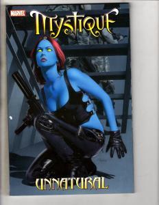 Mystique Unnatural Vol. # 3 Marvel Comics TPB Graphic Novel Comic Book J281