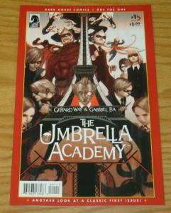 Umbrella Academy, The: Apocalypse Suite #1 (3rd) printing VF/NM Dark Horse