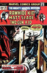 Mighty Marvel Western, The #38 FN; Marvel | save on shipping - details inside