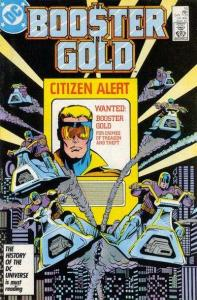 Booster Gold (1986 series) #14, VF (Stock photo)