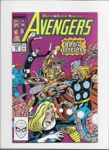 The Avengers #301 (1989) NM 9.4, Super-Nova Saga!!