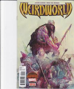 Weirdworld #5
