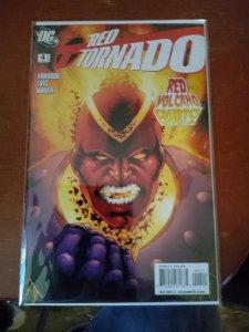 Red Tornado #4 (2010)