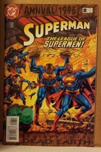 Superman Annual #8 (1996)