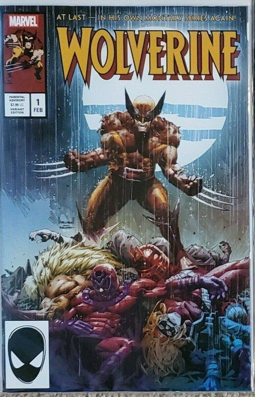 WOLVERINE #1 TRADE VARIANT SET HOT X-MEN KAEL NGU - AVAILABLE NOW!!