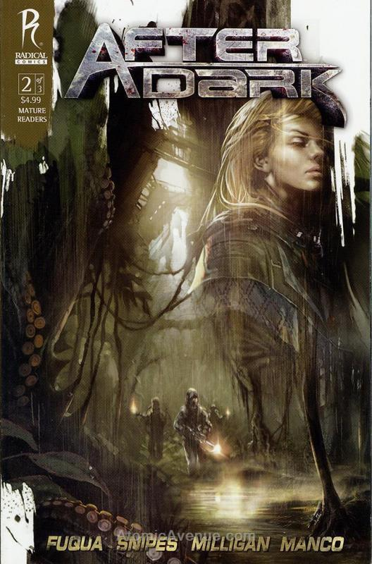 After Dark (Radical Publishing) #2 VF/NM Radical - save on shipping - details in