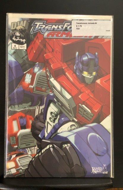 Transformers: Armada (CA) #4 (2002)