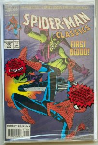 Spider-Man classics polybagged #15 8.0 VF (1994)