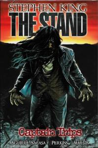 Stephen King The Stand Captain Trips Vol 1 Hardcover Bermejo Ed - New/Sealed!