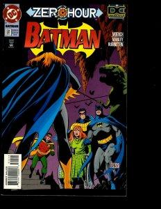 12 Batman DC Comics #511 512 513 514 515 0 516 517 518 519 520 521 Two-Face J405