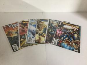 Terror Titans 1-6 Lot Set Run Nm Near Mint DC Comics
