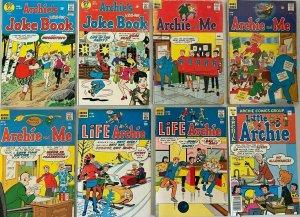 Vintage archie comic lot 50 different