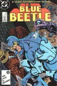 Blue Beetle (1986 series) #16, VF (Stock photo)