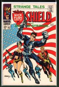 Strange Tales #167 (1968)