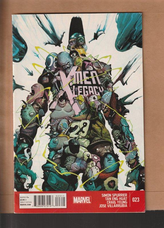 X-Men: Legacy #23 (2014)