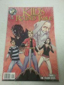 Action Lab #1 Kids of the Round Table May 2015 (Comic) NW157