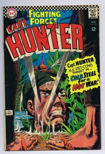 Our Fighting Forces #102 ORIGINAL Vintage 1966 DC Comics
