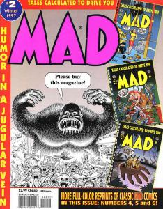 Tales Calculated to Drive You Mad #2 VF; E.C | save on shipping - details inside