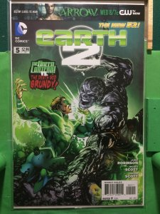 Earth 2 #5 The New 52