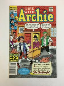 LIFE WITH ARCHIE (1958-    )264 VF-NM Jan 1988 COMICS BOOK