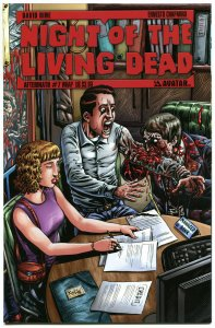 NIGHT of the LIVING DEAD Aftermath #7, NM, Wrap, 2012, more NOTLD in store