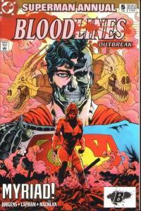 Superman (1987 series) Annual #5, NM (Stock photo)
