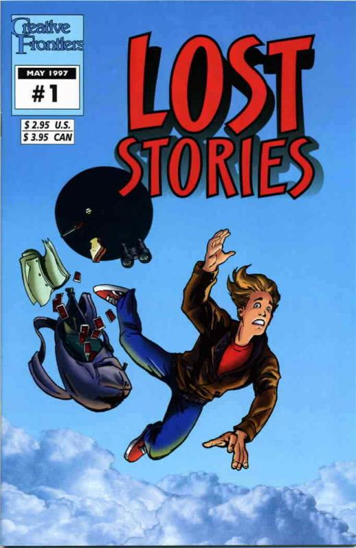 Lost Stories #1 VF/NM; Creative Frontiers | save on shipping - details inside